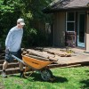 Installing New Deck Boards Over a Solid, Existing Frame