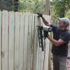 DIY Privacy Fence