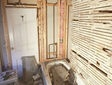 Hidden Problems of a Bathroom Remodel