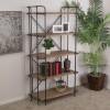 Shelves of Many Shapes
