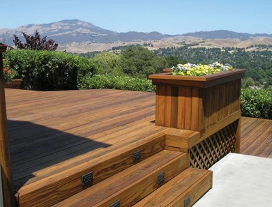 Wood Protection for Outdoor Projects