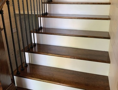 Remodeling a Staircase—Tread, Riser and Stringer Replacement for the DIY'er