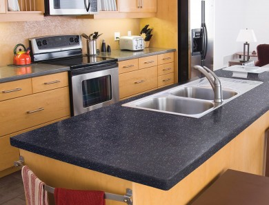 Coating a Countertop