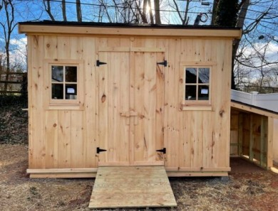How To Build a Custom Storage Shed