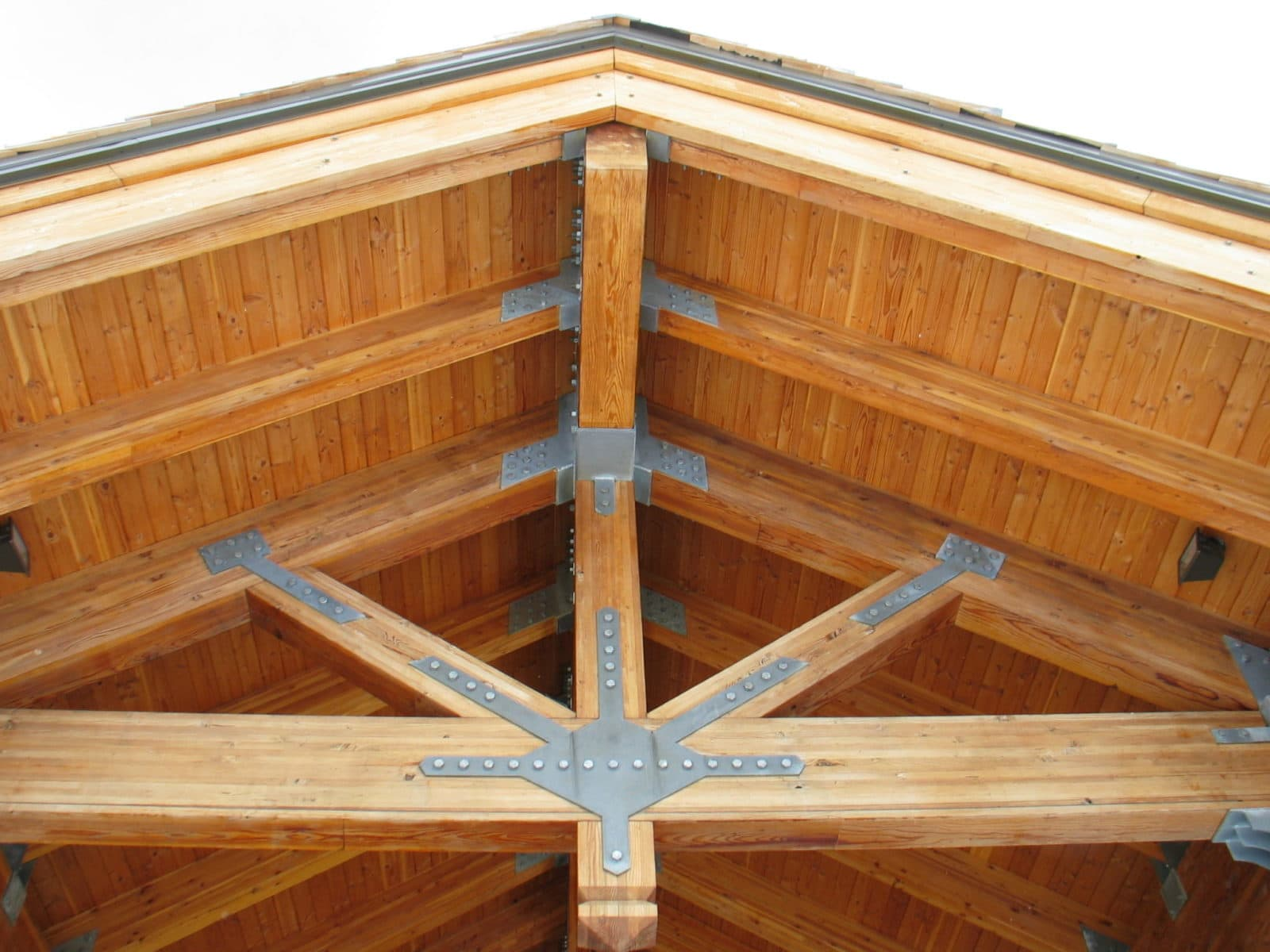 Building With Glulam Beams Extreme How To