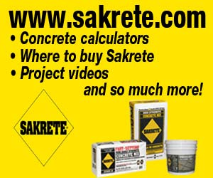 sakrete How To Build A Brick Barbecue