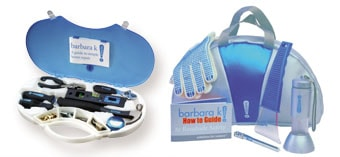 Barbara K! offers a variety of tool kits tailored to the needs of female DIY'ers.