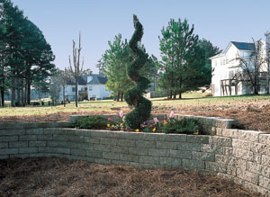 Block By Block Segmental Retaining Walls Extreme How To