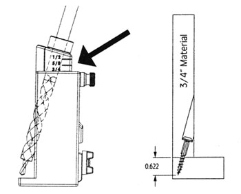 Diy Pocket Hole Jig Dimensions - A Pictures Of Hole 2018