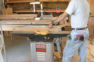 Gluing wood Pieces