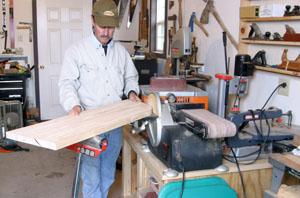 how to build a butcher block countertop