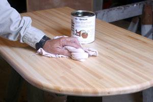 butcher block countertop diy