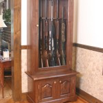 Build a Gun/Trophy Case