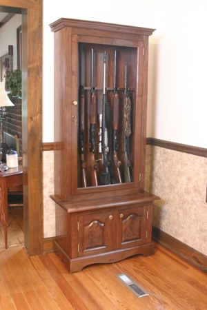 Build A Gun Trophy Case Extreme How To