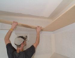 Building Basic Closet Shelving Extreme How To