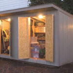 Simple Shed wiring diagram