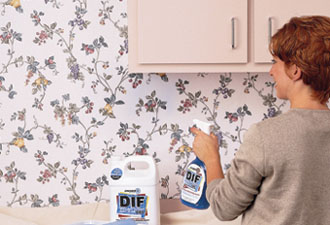 Replacing wallpaper is a fairly easy do-it-yourself chore, if you have the right tools, and follow basic steps.