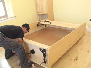 DIY Installing a Fold Away Bed - Extreme How To