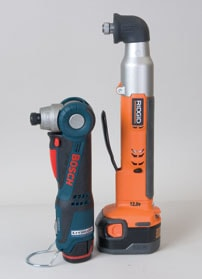 Bosch and Ridgid offer right-angle IDs.