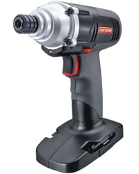Craftsman's 19.2V ID offers 900 in/lbs of torque.