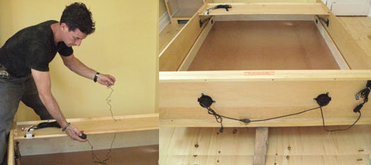 Diy Installing A Fold Away Bed Extreme How To