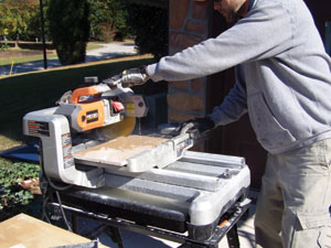Rigid Wet Saw