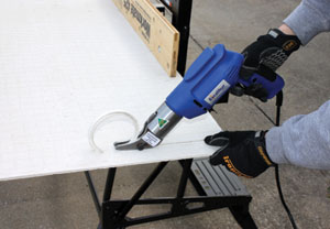 The Excalibur Building Board Cutter