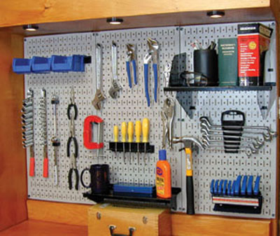 Upgrade Your Garage Or Workshop Extreme How To