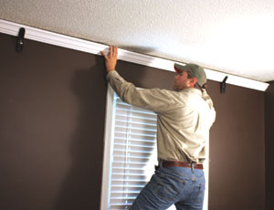 Crown Molding Simplified Extreme How To