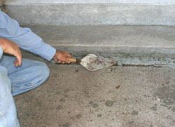 PatchingTT1 Patching & Repairing Concrete