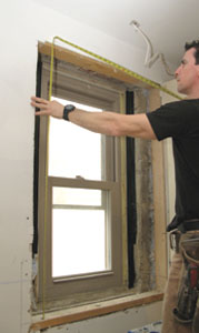 Diy Make Your Kitchen Window Smaller And Focus The