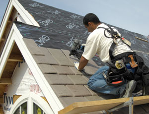 DaVinci roofing tiles should be installed with copper, stainless steel or hot-dipped galvanized nails.