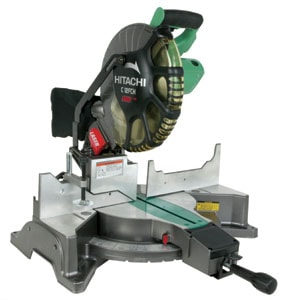 "Miter saws are also a ""compact"" but efficient tool for the small shop, and can be used for framing and trim work."