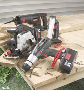Cordless tools are some of the most popular for both homeowners and professionals.