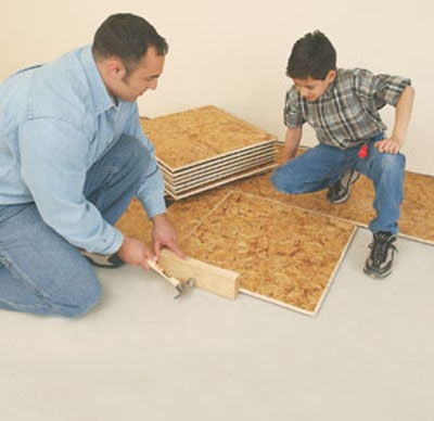 Insulating A Basement Floor