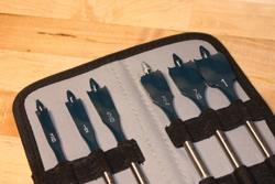 The Bosch Daredevils are the fastest straight-line drilling spades around.