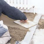 How to patch concrete