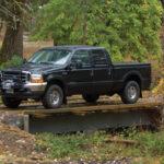 Build bridge over a creek for a car