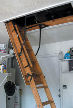 Upward Thinking Overhead Storage Space Extreme How To