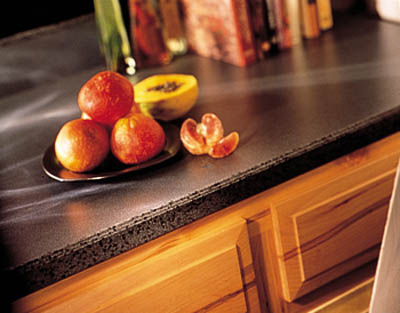 Counter Culture: DIY Plastic Laminate Countertop