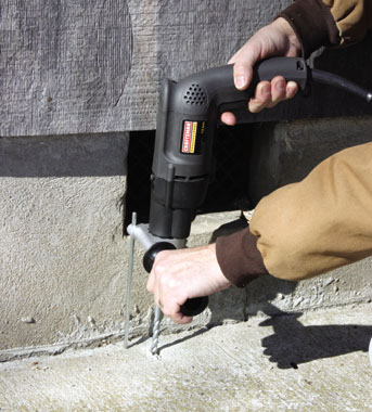 Tool School Hammer Drills And Masonry Bits Extreme How To