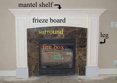 How to build a fireplace mantel save solutioingenieria Images