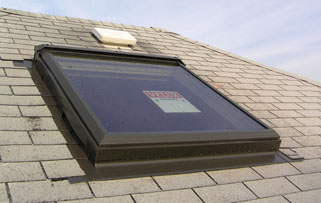How to Install Skylights