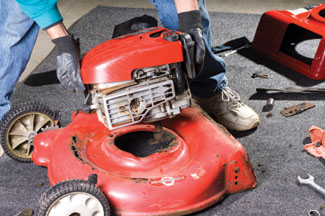 Replace An Old Mower Deck Extreme How To