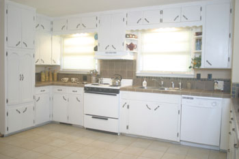 The Kitchen Facelift