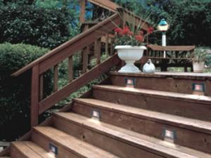 Install Deck Lighting Accessories