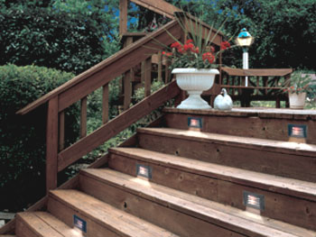 Install deck lighting accessories extreme how to install deck lighting accessories aloadofball Choice Image