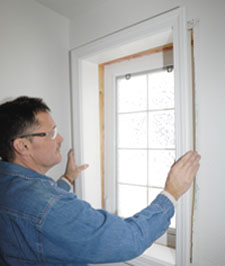 Save & Adding a PVC Jamb Extension for an Interior Window Trim - Extreme How To