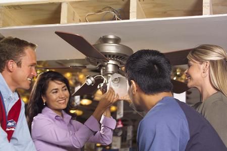 Ceiling Fan Installation Extreme How To