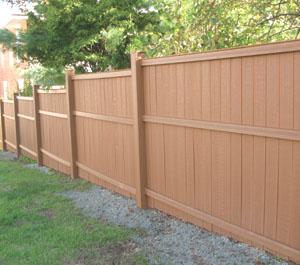 composite fencing with fencescape - Composite Fencing